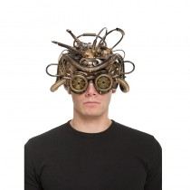 CASQUE STEAMPUNK
