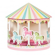 CENTRE DE TABLE 30CM CARROUSEL