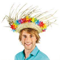 Chapeau de paille hawai
