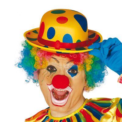 Chapeau melon de clown - Photo de clown a imprimer ...