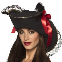 CHAPEAU PIRATE ROXANNE