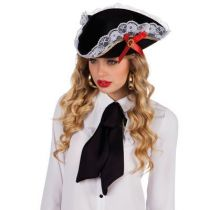 CHAPEAU PIRATE TRICORNE STACEY T57