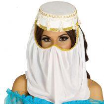 chapeau princesse arabe