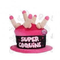 CHAPEAU SUPER COQUINE
