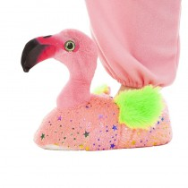 CHAUSSONS FLAMANT ROSE T36/37