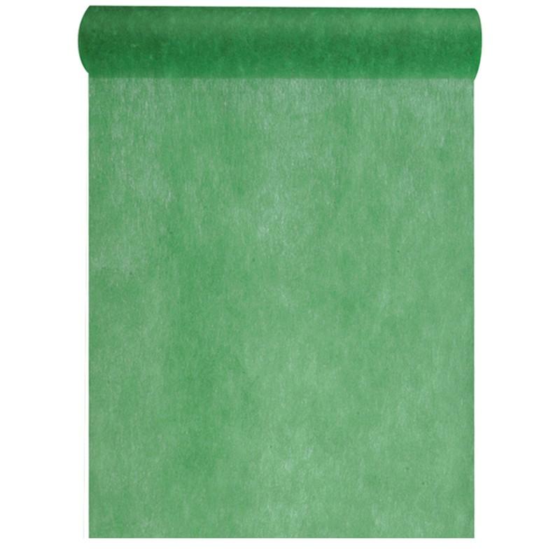 Chemin de table l gance vert sapin 30 cm x 10 m d co mariage pas cher - Sapin artificiel vert pas cher ...
