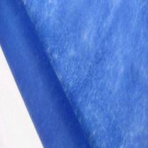 Chemin de table élégance bleu