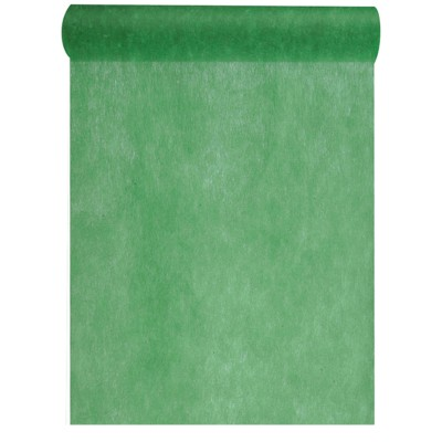 chemin de table l gance 30 cm vert sa. Black Bedroom Furniture Sets. Home Design Ideas