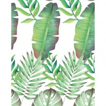 CHEMIN DE TABLE FEUILLES TROPIC 30CMX5M