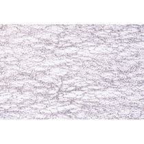 CHEMIN DE TABLE GLITTER - ARGENT 30 CM*5 M
