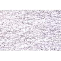 CHEMIN DE TABLE GLITTER - ARGENT 30 CM*5 M