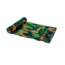 CHEMIN DE TABLE JUNGLE FEV 28CMX5M