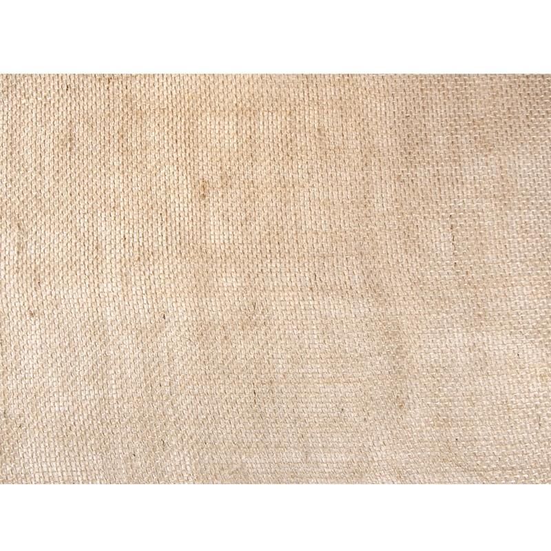 D co chemin de table en jute naturelle 29 cm x 5 m - Chemin de table grande longueur ...