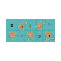 CHEMIN DE TABLE PIRATES 30CM*5M