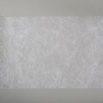 CHEMIN DE TABLE ROMANCE - BLANC 30 CM X 10 M
