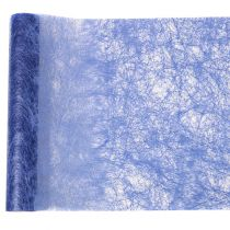 CHEMIN DE TABLE ROMANCE 30CM - BLEU