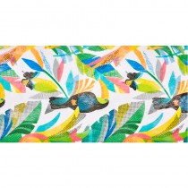 CHEMIN DE TABLE TOUCAN 30CM X 5M