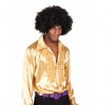 CHEMISE DISCO OR HOMME