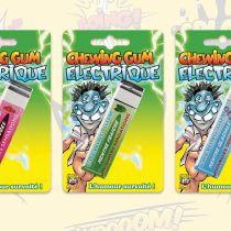 CHEWING-GUM ELECTRIQUE