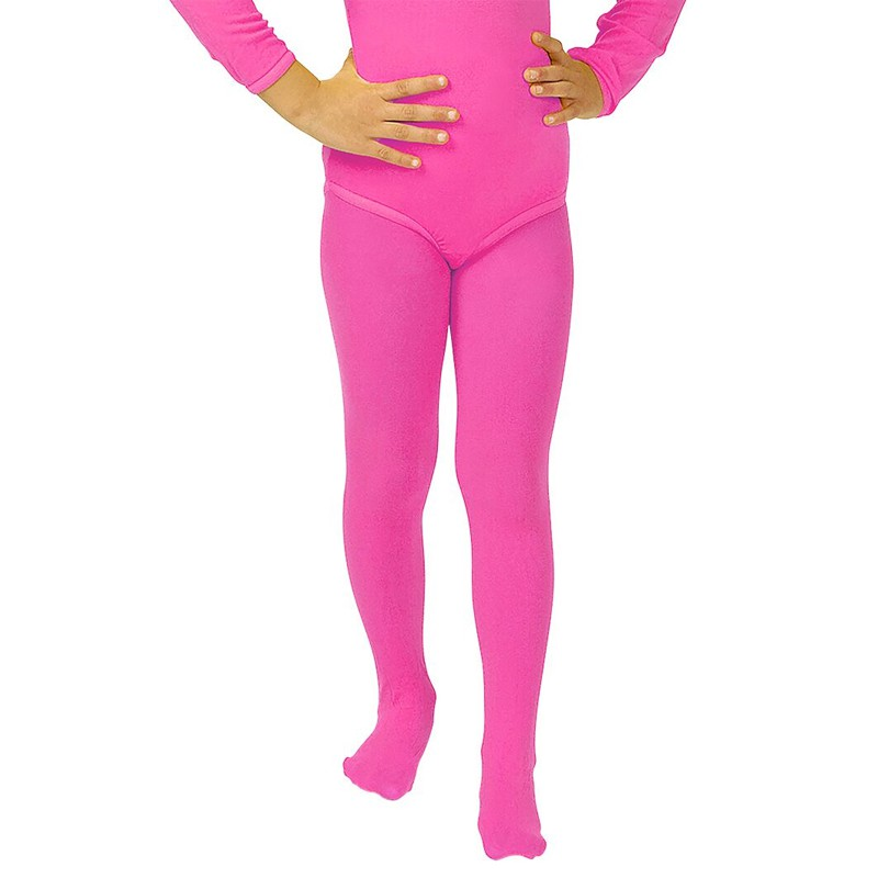 COLLANTS FUCHSIA ENFANT