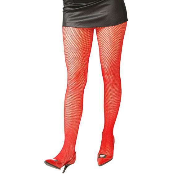 COLLANTS ROUGE PETITES RESILLE