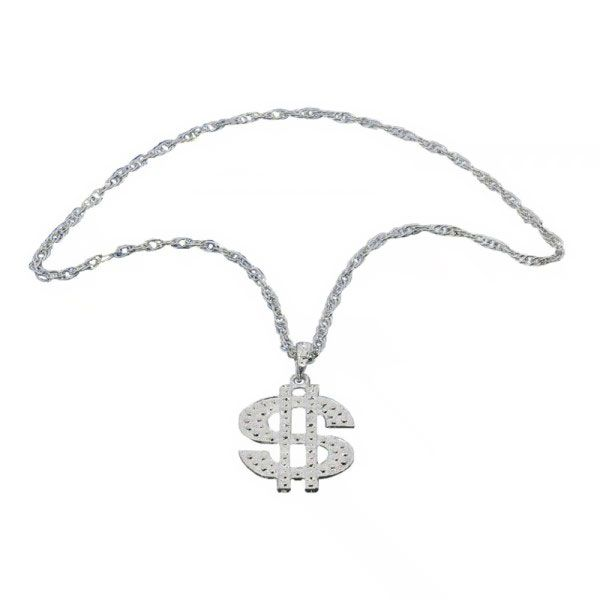 COLLIER DOLLARS ARGENT