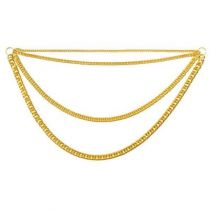 COLLIER GROSSES CHAÎNES OR