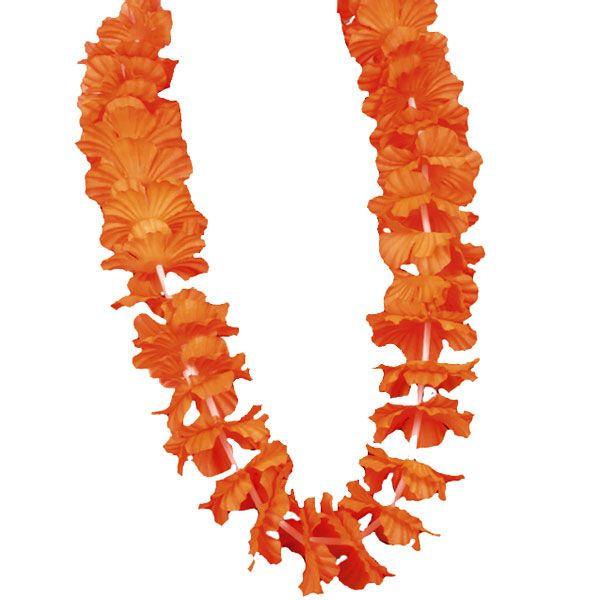 COLLIER HAWAÏ OHANA - ORANGE
