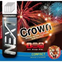 COMPACT CROWN 25 COUPS