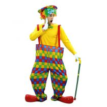 COSTUME CLOWN BONBON