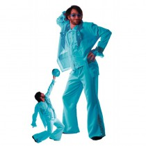 COSTUME FOREVER TURQUOISE HOMME