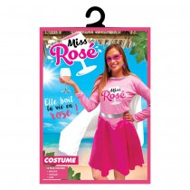 COSTUME MISS ROSE