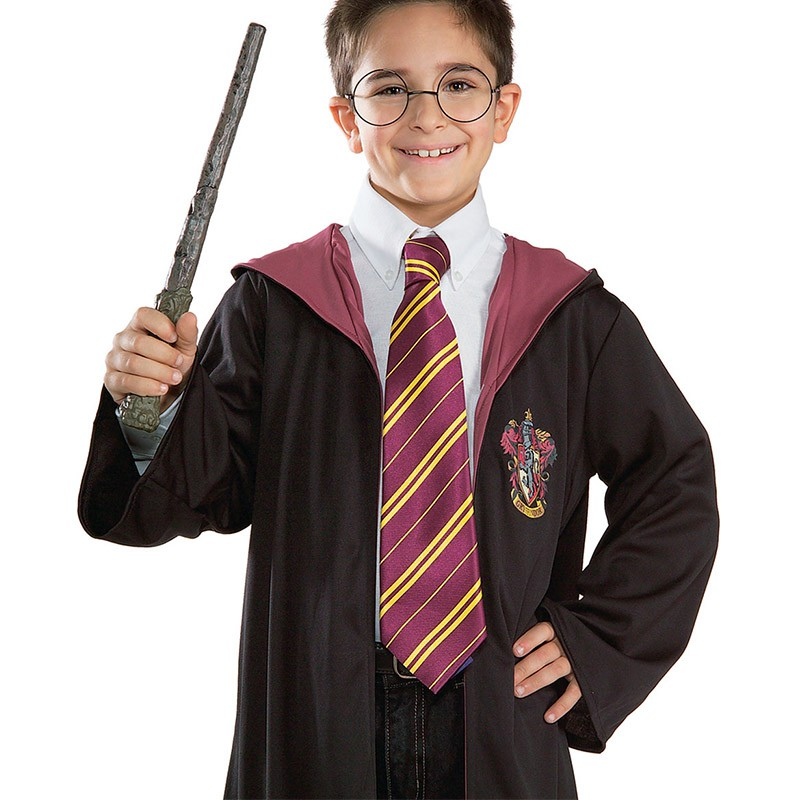 CRAVATE HARRY POTTER GRYFFONDOR