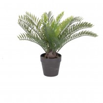 CYCAS ARTIFICIEL EN POT 30CM