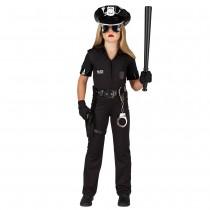 DÉGUISEMENT AGENT POLICE FILLE
