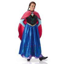 déguisement Anna Reine de Neige adulte