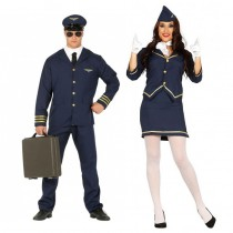 DÉGUISEMENT AVIATION COUPLE