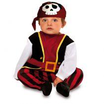 Déguisement bébé pirate pour carnaval
