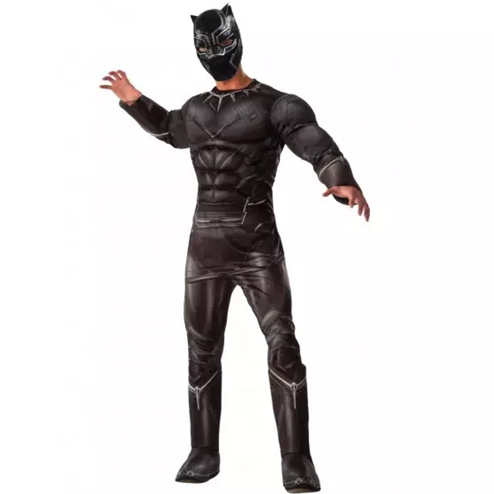 DÉGUISEMENT BLACK PANTHER LUXE ADULTE