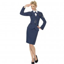DÉGUISEMENT CAPITAINE AIR FORCE FEMME