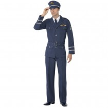 DÉGUISEMENT CAPITAINE AIR FORCE HOMME