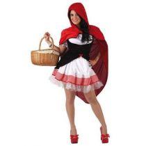 déguisement chaperon rouge sexy