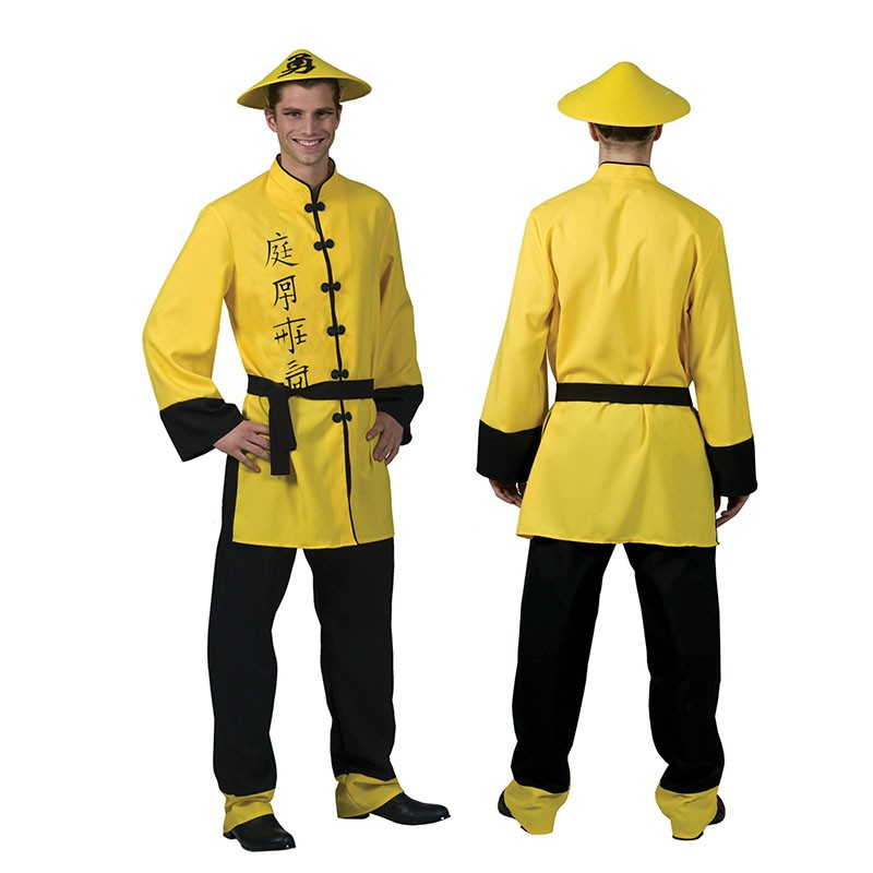 DÉGUISEMENT CHINOIS HOMME