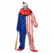 DÉGUISEMENT CLOWN TUEUR ADULTE