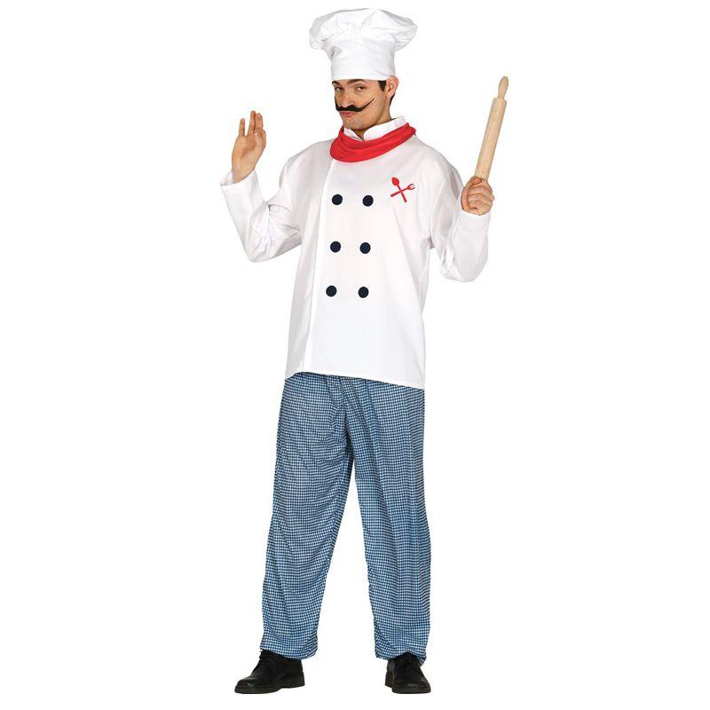 déguisement cuisinier adulte