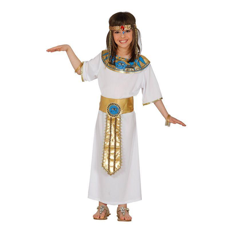 DÉGUISEMENT D'ÉGYPTIENNE ENFANT