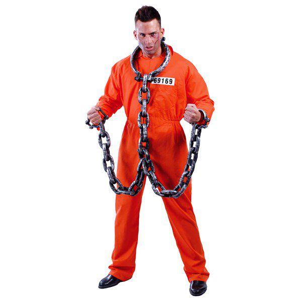 DÉGUISEMENT DE PRISONNIER USA