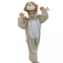 DÉGUISEMENT ENFANT LION - 3 ANS