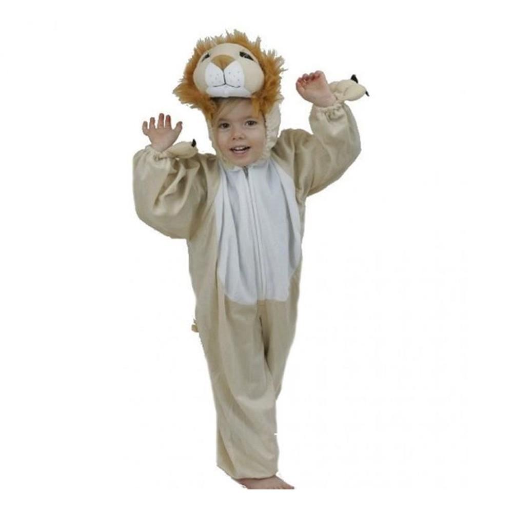 DÉGUISEMENT ENFANT LION - 4 ANS