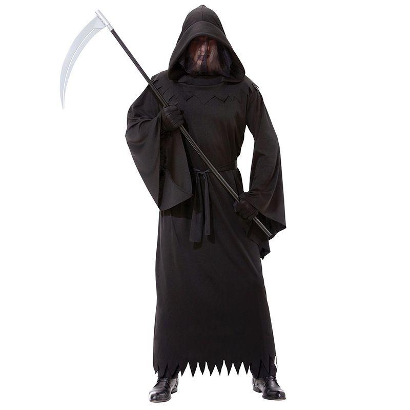 déguisement fantôme noir